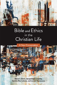 Cover Bible and Ethics in the Christian Life