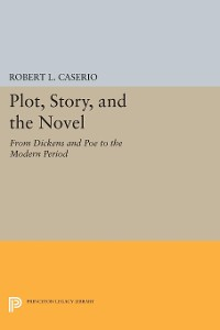Cover Plot, Story, and the Novel