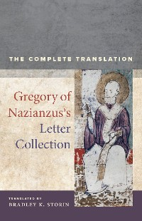 Cover Gregory of Nazianzus's Letter Collection
