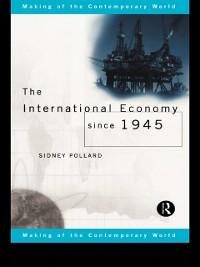Cover International Economy since 1945