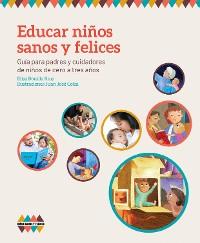 Cover Educar niños sanos y felices