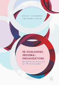Cover Re-Evaluating Regional Organizations