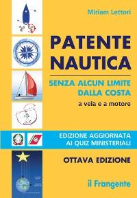 Cover Patente nautica senza alcun limite dalla costa