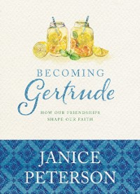 Cover Becoming Gertrude