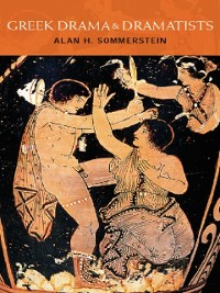 Cover Greek Drama and Dramatists