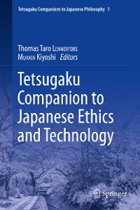Cover Tetsugaku Companion to Japanese Ethics and Technology