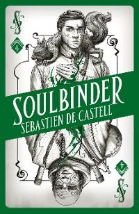 Cover Spellslinger 4: Soulbinder