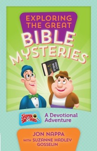 Cover Exploring the Great Bible Mysteries
