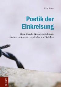 Cover Poetik der Einkreisung