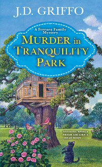 Cover Murder in Tranquility Park