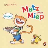 Cover Matz & Miep - Hunger!