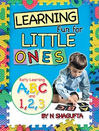 Cover Learning Fun for Little Ones