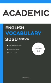 Cover Academic English Vocabulary 2020 Edition