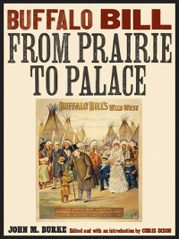 Cover Buffalo Bill from Prairie to Palace