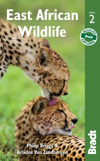 Cover East African Wildlife