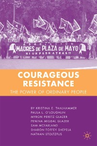 Cover Courageous Resistance
