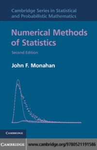 Cover Numerical Methods of Statistics