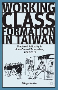 Cover Working Class Formation in Taiwan
