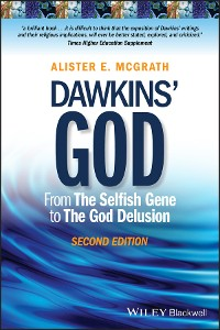 Cover Dawkins' God
