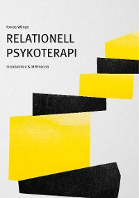 Cover Relationell psykoterapi