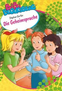 Cover Bibi Blocksberg - Die Geheimsprache
