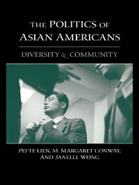 Cover Politics of Asian Americans