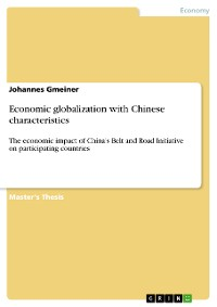 Cover Economic globalization with Chinese characteristics