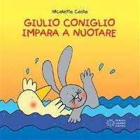 Cover Giulio Coniglio impara a nuotare