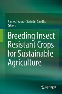 Cover Breeding Insect Resistant Crops for Sustainable Agriculture