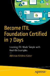 Cover Become ITIL Foundation Certified in 7 Days