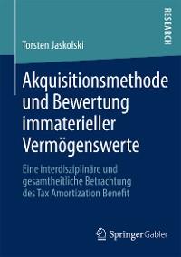 Cover Akquisitionsmethode und Bewertung immaterieller Vermögenswerte