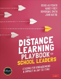 Cover The Distance Learning Playbook for School Leaders