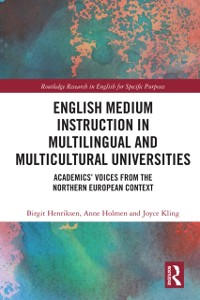 Cover English Medium Instruction in Multilingual and Multicultural Universities
