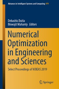 Cover Numerical Optimization in Engineering and Sciences