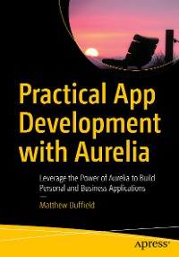 Cover Practical App Development with Aurelia
