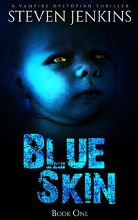 Cover Blue Skin: Book One
