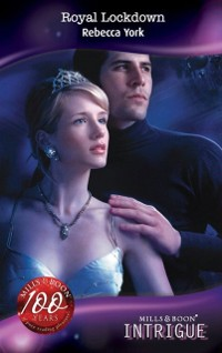 Cover Royal Lockdown (Mills & Boon Intrigue) (Lights Out, Book 1)