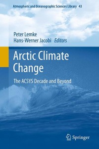 Cover Arctic Climate Change