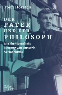 Cover Der Pater und der Philosoph