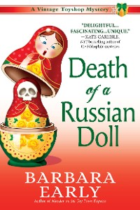 Cover Death of a Russian Doll