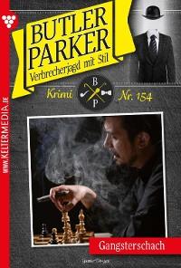 Cover Butler Parker 154 – Kriminalroman
