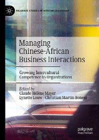 Cover Managing Chinese-African Business Interactions