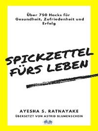 Cover Spickzettel Fürs Leben