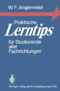 Cover Praktische Lerntips fur Studierende aller Fachrichtungen