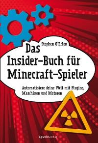 Cover Das Insider-Buch für Minecraft-Spieler