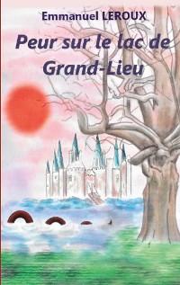 Cover Peur sur le lac de Grand-Lieu