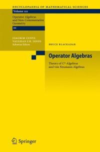 Cover Operator Algebras