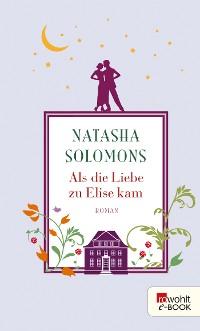 Cover Als die Liebe zu Elise kam