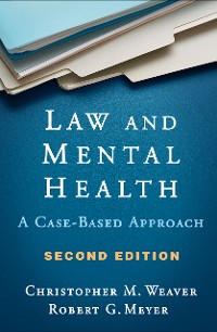 Cover Law and Mental Health, Second Edition