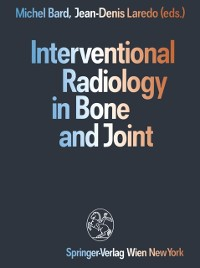Cover Interventional Radiology in Bone and Joint